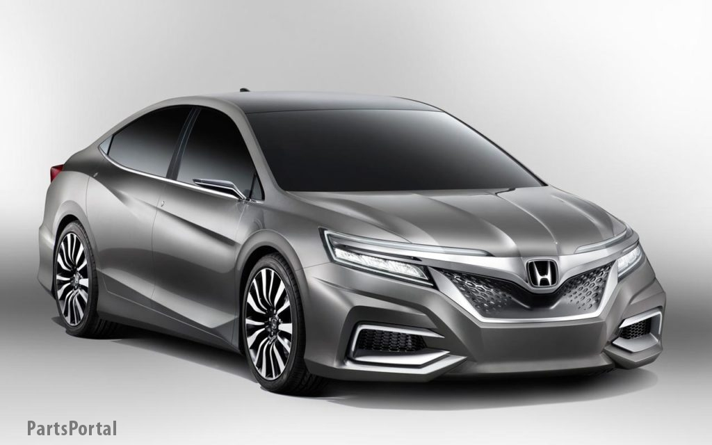 Новая Honda Accord